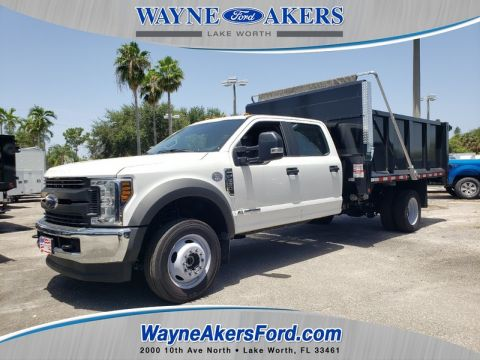 2019 FORD F-550 SD